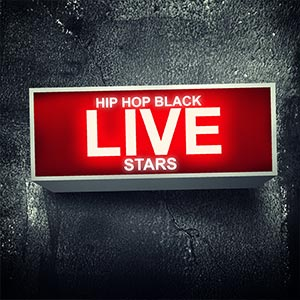 Hip Hop Black Live Stars
